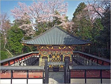 05.瑞鳳殿(全景桜)
