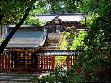 07.涅槃門ー拝殿